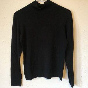 Marrtic Turtle Neck Sweatshirt Sweater Pullover L